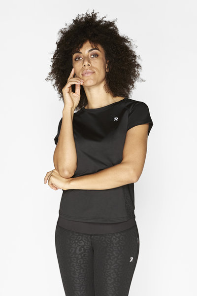 Women's sports top Dry-Cool - sustainable