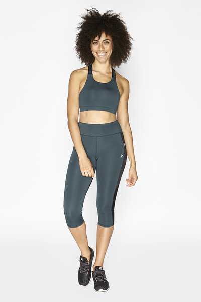 Women's capri Dry-Cool - sustainable (pre-order)