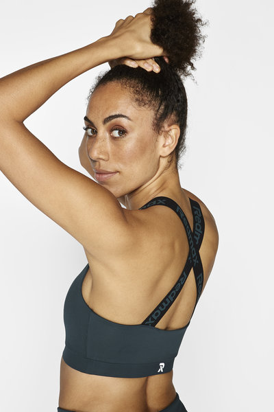 Women's sports bra Dry-Cool - sustainable (pre-order)