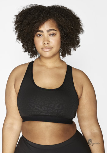 Redmax Women's sports bra Dry-Cool - sustainable Plus Size