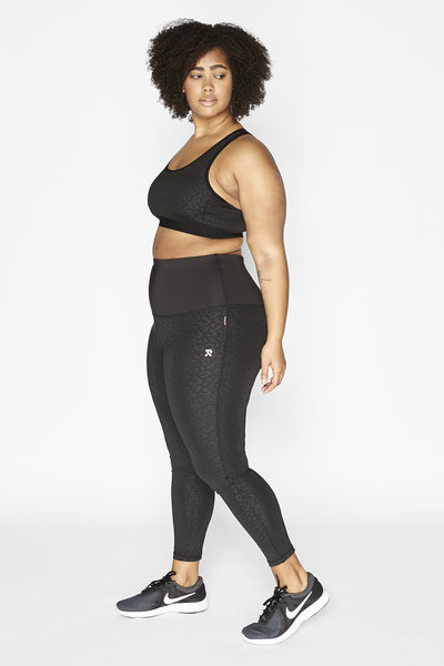 Women's shaping tight Dry-Cool - sustainable Plus Size