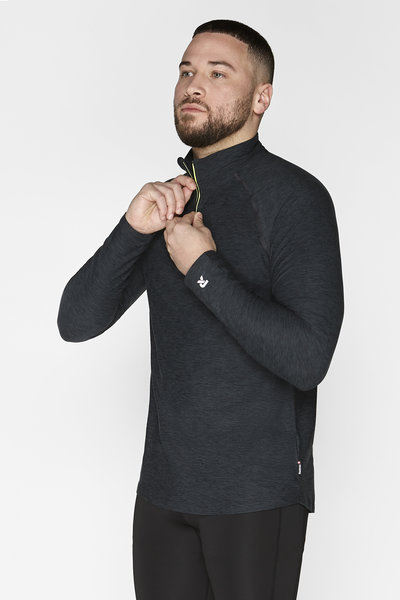 Men's sports shirt long sleeve Dry-Cool - sustainable