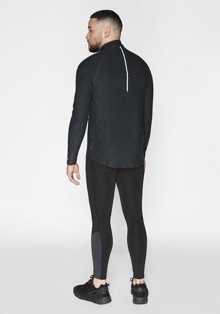Redmax Heren sportshirt lange mouw Dry-Cool - duurzaam