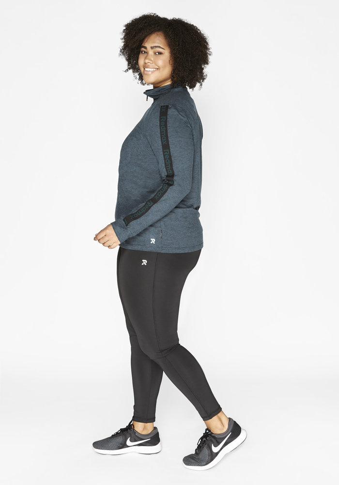Redmax Women's sports jacket Dry-Cool - sustainable Plus Size