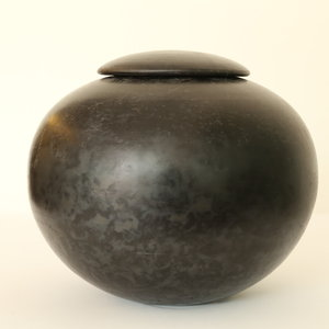 BDB-kunst Smoked ceramic bulb