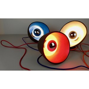 "ChiaroEscuro-design Ceramic lighting  ""Eyecatcher"" color"