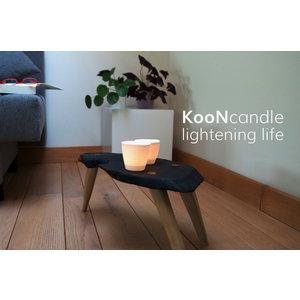 "K!-design Theelichtje ""Koon Candle"""