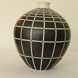 BDB-kunst Art and elegant vase