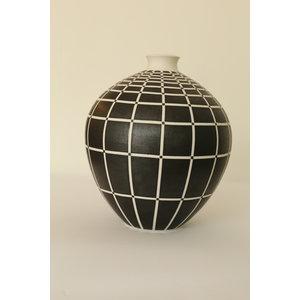 "BDB-kunst Art and elegant vase ""Pinpoint"""