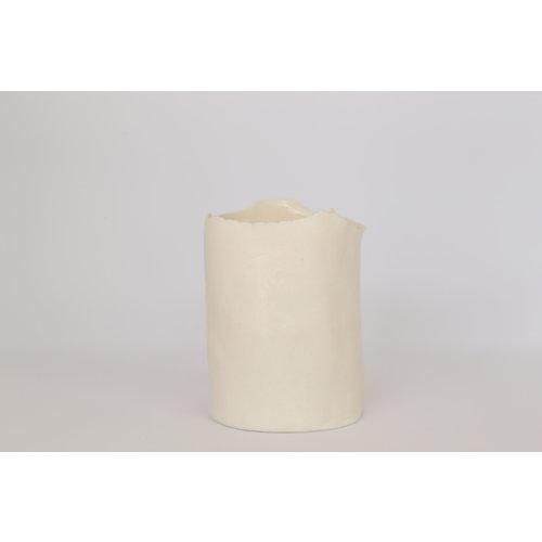 LS-design Klein porseleinen theelichtje