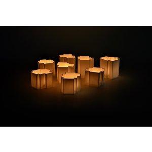 K!-design Brix theelicht