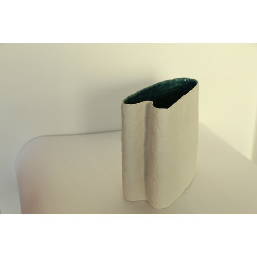 """K!-design Vases """"Lakes"""" handmade in different shapes and colors."""