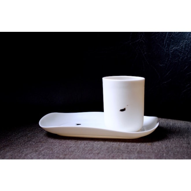 """Het Mario bord is zeer mooi in combinatie met het tasje """"Mario Cup"""""""