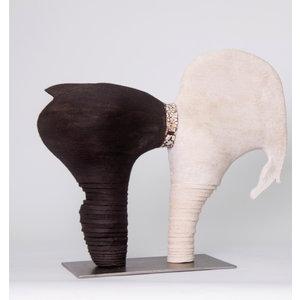 MARO-kunst Kunst in keramiek Paard 27