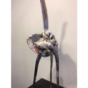 Ecchie-kunst Tripod 064