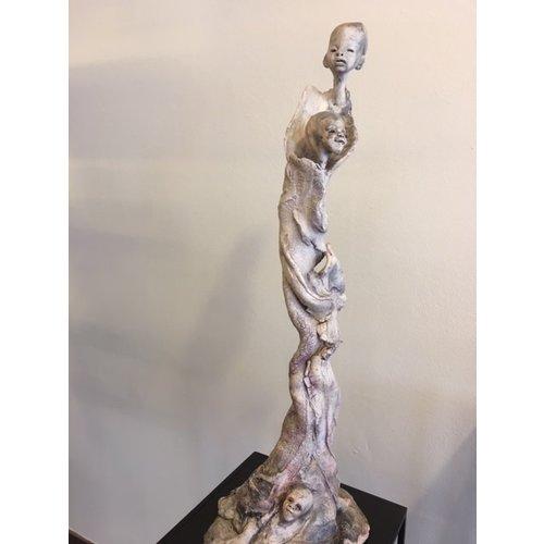 Ecchie-kunst Chimaera 026