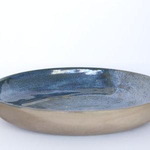 ARTISANN-design Schaal Chamotte Sea