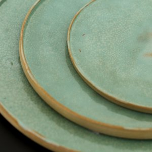 ARTISANN-design Plate Green