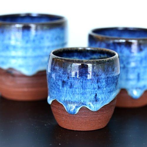 Le petit bonheur, c'est… le confort avec une tasse unique fait main en céramique