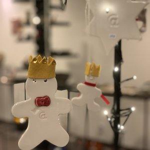 """ARTISANN-design Kerstdecoratie gemaakt in het thema van """"De Kleine Prins"""" special edition"""
