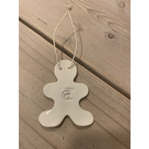 """ARTISANN-design Unique and exclusive Christmas decoration in porcelain and stoneware in the theme of """"The Little Prince"""" is sold as Special Edition at Artisann."""