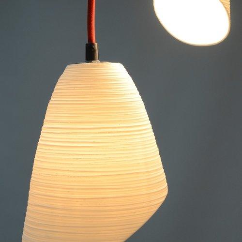 Lumières en porcelaine fait l'interieur unique et spéciale