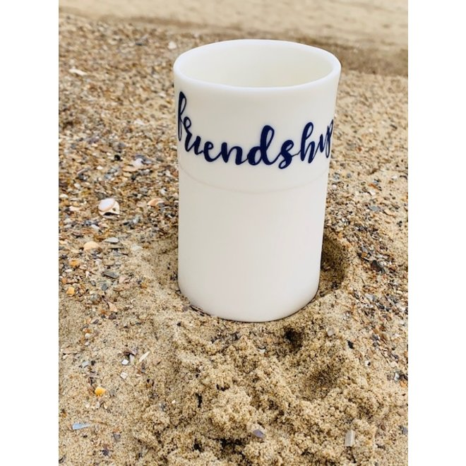 Tasse du Thé Café - Friendship, Happiness - Columna