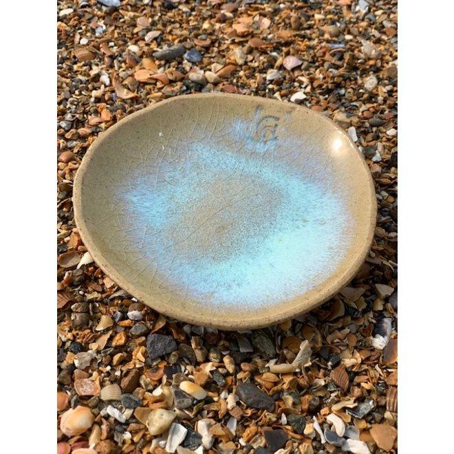 """Plat creuse """"Zwin"""" utilisés pour les collations, mais aussi très agréables comme soucoupe pour un sac à café ou une tasse."""