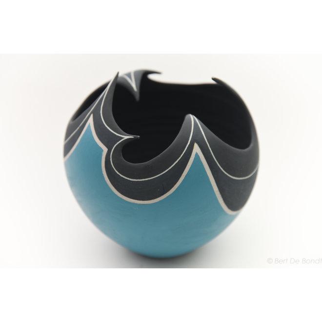 "Ceramic and Art ""Covid Turmoil"""
