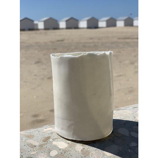 Bougie porcelaine S