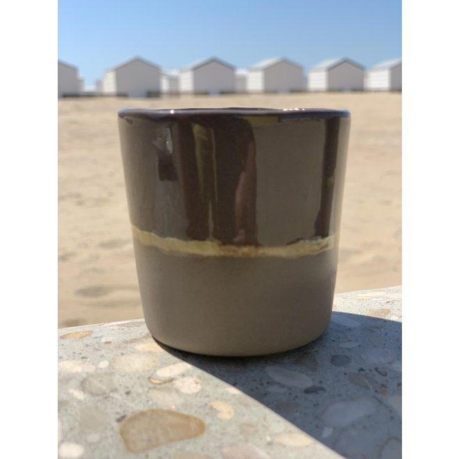 Gray Expresso cup