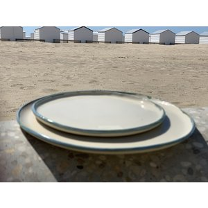 LS-design Beige Plate