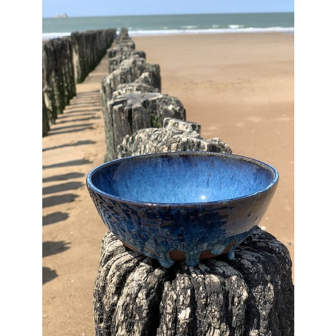 Bol en céramique couleur intérieure en céramique élégante nouvelle sensation artisanale contemporaine