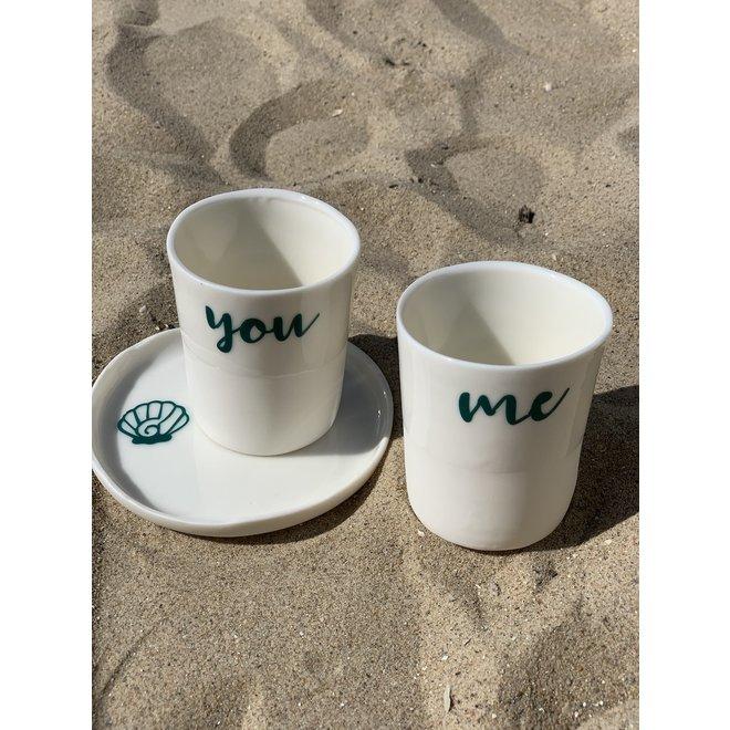 Tasse de café - You Me Moi Toi - Columna