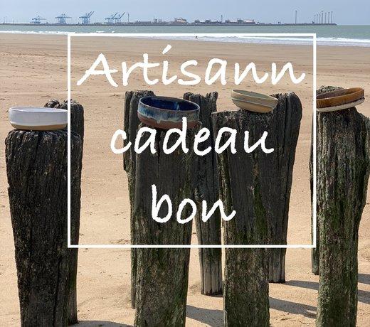 Gift card with style at artisann. Ici, vous achetez du bonheur authentique et artisanal.