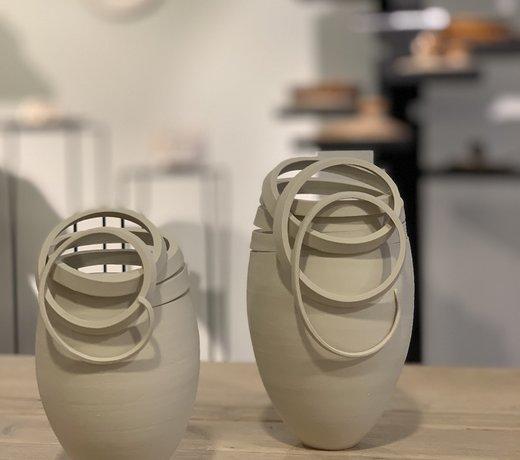L'art de la céramique, une création entre design et artisanat.