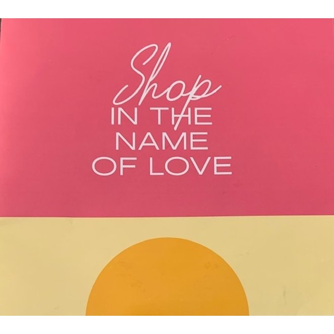 """Shop ook online """"in the name of love"""" met de Knokke Waardebon!"""