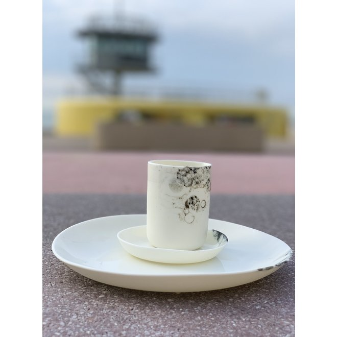 Gift package Plate & cup Bonny