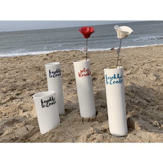 Personalized vase with name or word to order
