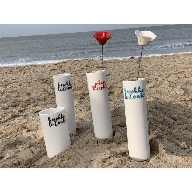 Personnalisé vase avec nom ou mot à commander