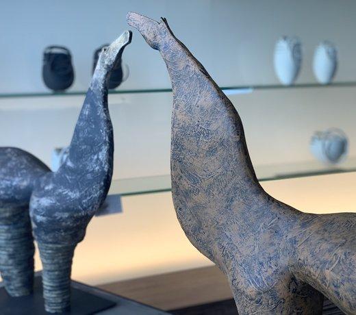 L'art de la céramique, une création entre art, design et artisanat. Participant ART Gallery Knokke-Heist