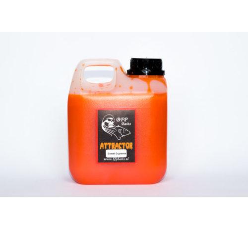 BFP Baits Sweet Supreme Oranje 1ltr
