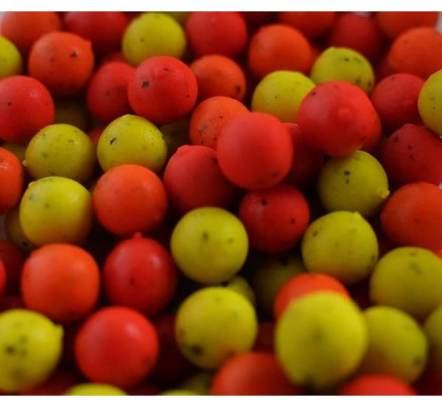 Flavoured Hookbaits Mini Boilies 9 mm Mix