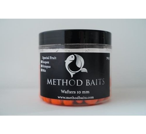 Method Baits Dumbell Wafter – Special Fruit