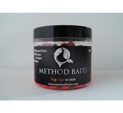 Method Baits Fluo Pop-ups Octopus