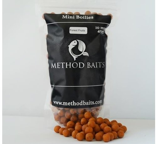 Method Baits Mini boilies – Special Fruit