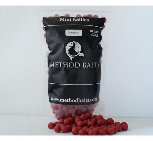 Method Baits Mini boilies – Octopus