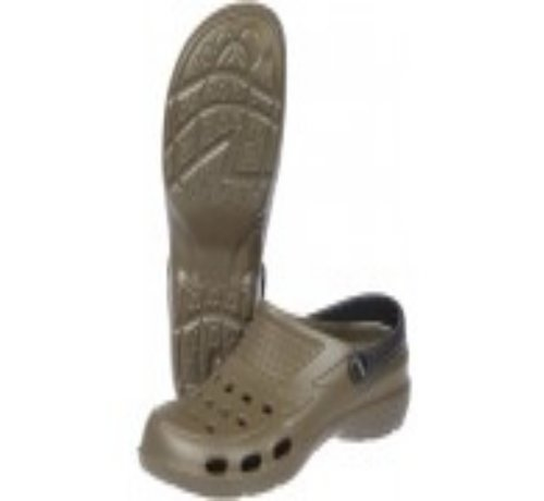 MAD Mad Slippers Olive Green - Crocs