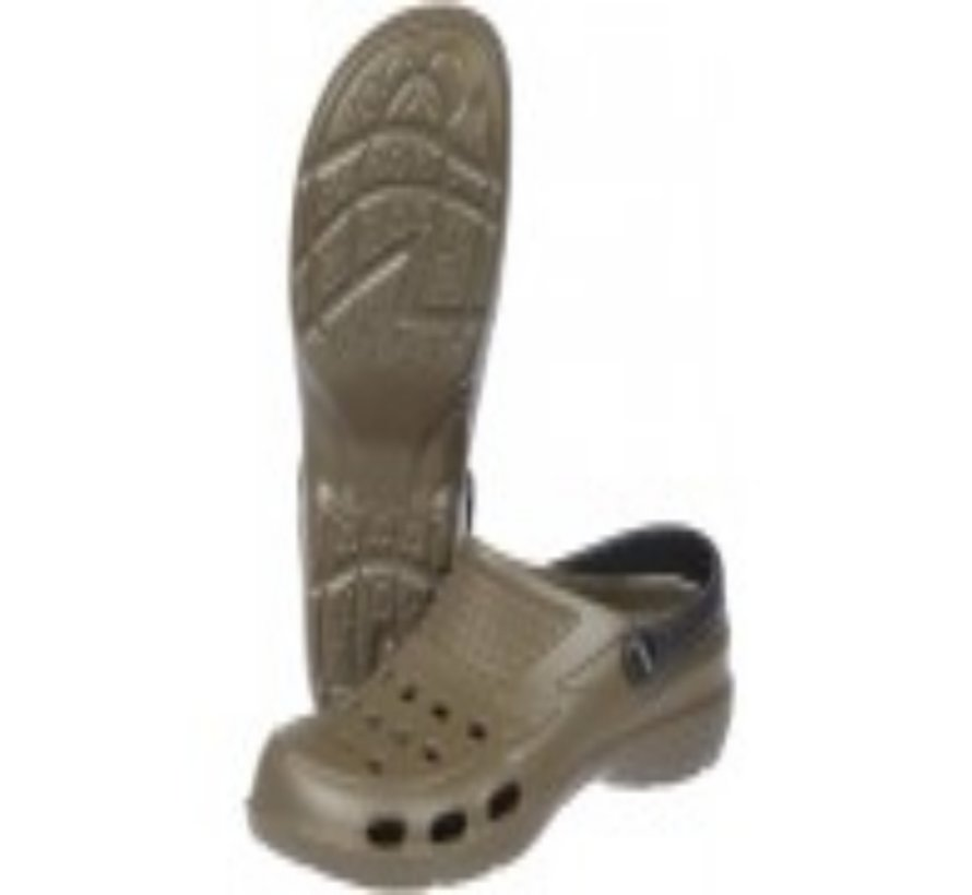 Mad Slippers Olive Green - Crocs