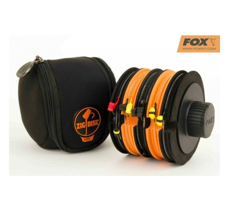 Fox Zig Rig Storage System